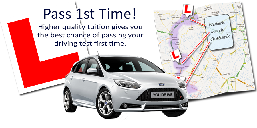 Driving lessons with You Drive School Of Motoring